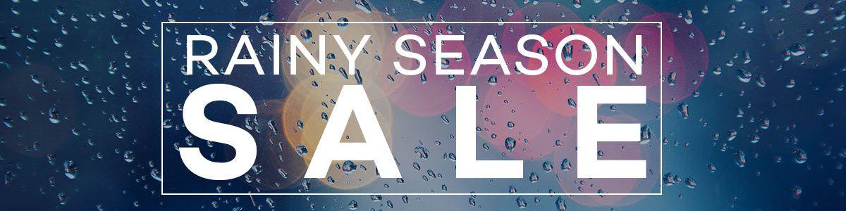 Rainy Season Sale Philippines