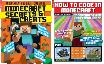 Independent and Unofficial Guide - Minecraft Secrets and Cheats andHow to Code in Minecraft