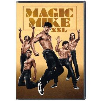 Magic mike dvd release date