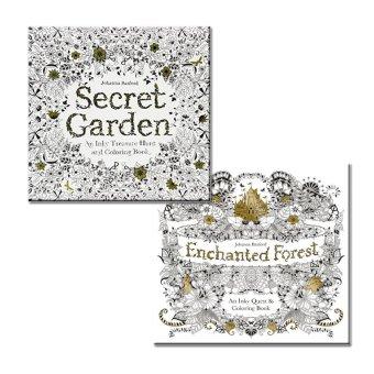 Secret Garden And Enchanted Forest Original English