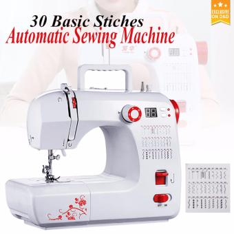 D&D FHSM-702 Microcomputer Double Thread Automatic Pedal MultiSewing Machine