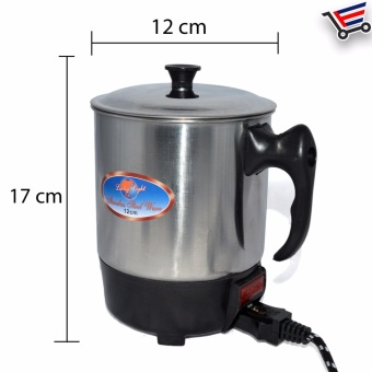 Electric Water Heating Boiler Cup