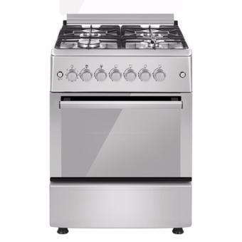 Markes and Maximus Stainless Steel Finish Gas Range
