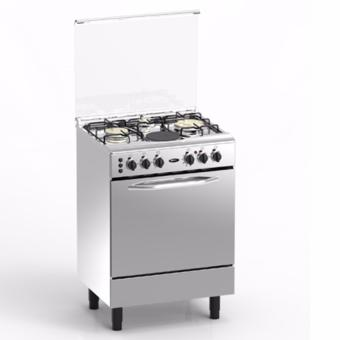 Markes Colicchio Stainless Steel Finish Gas Range