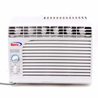 Matrix MX-KC1509 0.6 HP Window Type Air Conditioner (White)