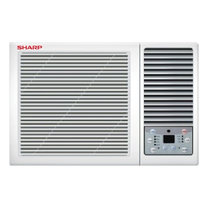 hitachi window ac remote manual