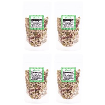 Greenola A-B-Seedy Trail Mix Set of 4