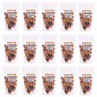 Greenola Great Wall-nut Trail Mix Set of 15