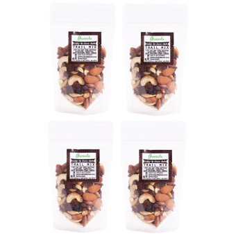 Greenola Nutty de Choco Dark Trail Mix Set of 4