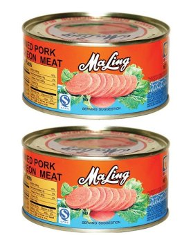 Pork MaLing Luncheon Meat 340g Set of 2