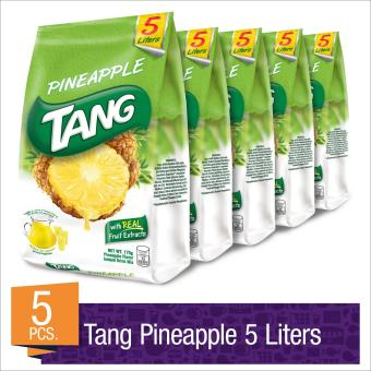 TANG PINEAPPLE JUICE 175G