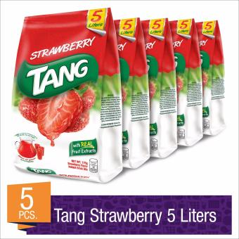 TANG STRAWBERRY JUICE 175G