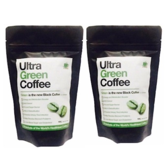Ultra Green Coffee Bundle of 2 Pouches