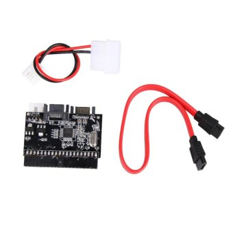 2 in 1 IDE to SATA Adapter/ SATA to IDE Converter Adapter - intl