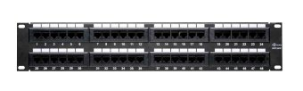 AMP 48-Ports Cat5E Patch Panel