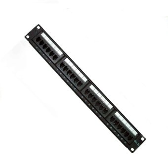 AMP patch panel cat5e 24ports