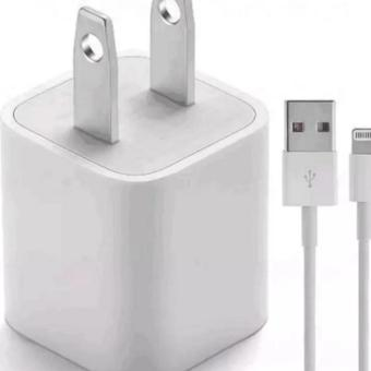 Apple 5W Charger with Lightning Cable for iPhone 5/5c/6/6+/iPad Air