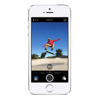 Apple iPhone 5s 16GB (Silver)