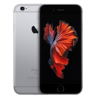 Apple iPhone 6S Plus 128GB LTE (Grey) Import Set - intl