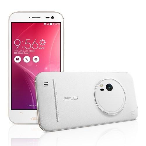 Asus ZenFone Zoom128GB(White)withFREEAsusZenPower10050mAh PowerbankwithBumperCaseworth Php845(Silver)