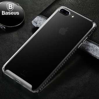 Baseus Ultra Slim Shockproof Armor Case Cover Full Protection Shell TPU Protective Phone Bag Coque for IPhone 7 Plus - intl