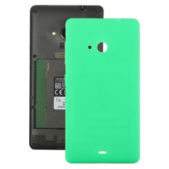 Battery Back Cover Replacement for Microsoft Lumia 535(Green)
