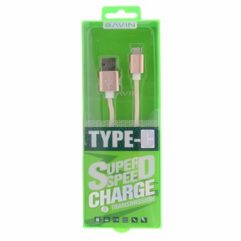 ... Sync Charger Fast Charging Cable For Type C Devices Intl; Page - 4. Bavin USB Type C Charger and Data Cable For Huawei P9 Rose Gold