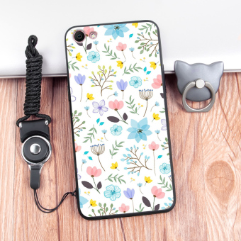 BBK vivoy53 silicone painted matte protective case phone case