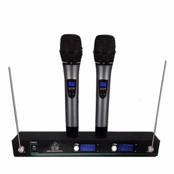 Behringer BE-899 Professional Wireless System Stage Dual Microphone