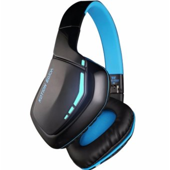 Bluetooth Headphones Wireless Headset Foldable Gaming Headset V4.1With Mic For PS4 PC Mac Smartphones Computers - intl