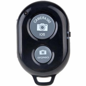 Bluetooth Wireless Remote Control Camera Shutter Release for iOS /Android Phones(black)