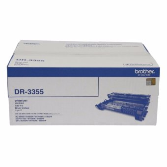 Brother DR-3355 Drum for HL5450DN & MFC-8910DW / 30,000 pagesyield