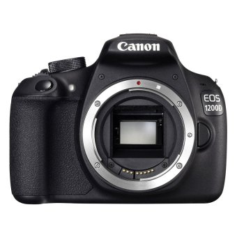 Canon EOS 1200D DSLR Camera 18MP w/ EF-S 18-55mm f/3.5-5.6 IILens(Black)