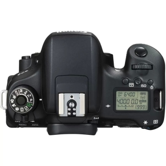 Canon EOS 760D Rebel T6s DSLR Camera (Body Only) Multi-language
