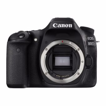 Canon EOS 80D 24.2 Megapixel DSLR Camera [Body Only]
