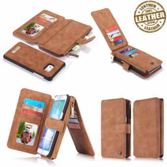 CaseMe Premium Leather Wallet Case (for Samsung Galaxy S7)