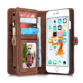 CaseMe Premium Leather Wallet Case (for Samsung Galaxy S7 Edge)