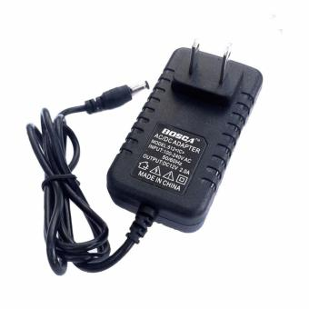 CCTV Switching Power Supply Charger Adapter 5.5mm plug AC 100-240V to DC 12V 2A #0306