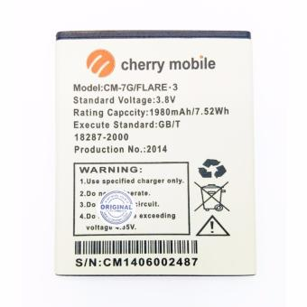 Cherry Mobile battery 7G/FLARE 3