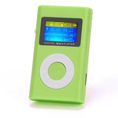 CocolMax USB Mini MP3 Player LCD Screen Support 32GB Micro SD TF Card - intlPHP545. PHP 545
