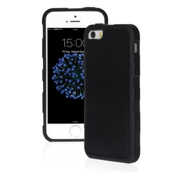 For Apple iPhone 5 / 5s SE Anti-Gravity Nano Suction GOATS CoverCase Sticks to Anything - intl
