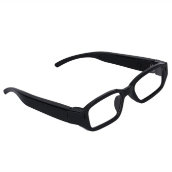 HD 720P Glasses Hidden Eyewear Spy Camera Security DVR Video Recorder Camcorder - intl
