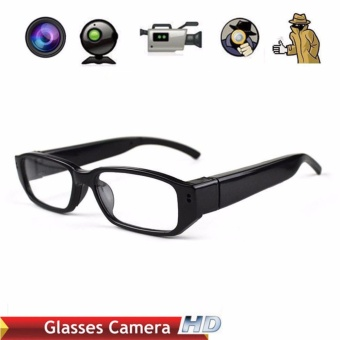 HD 720P Glasses Spy Camera Eyewear Digital Video Recorder - intl