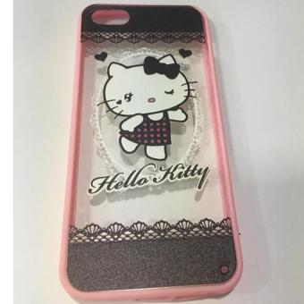 Hello Kitty Flexible TPU Case For IPhone 5/5s/SE