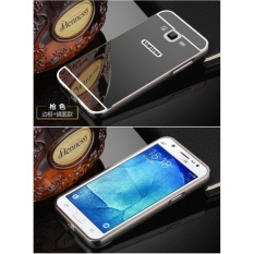 High quality mirror metal frame Back Case Cover For Samsung Galaxy .