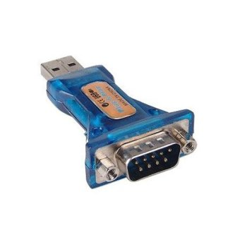 High Speed USB 2.0 To 9 Pin RS232 Serial Convert Adapter