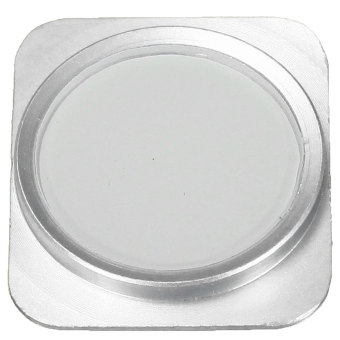 Home Button Menu Button Repair Part For Apple iPhone 5 White silver (Intl)