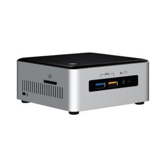 Intel NUC6i3SYH Intel core i3 2.3 GHz 8GB/ 1TB Hdd Silver Mini PC