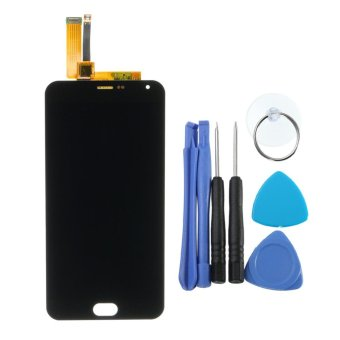 LCD Display Touch Screen Digitizer Glass + Tools For Meizu Meilan Note M2 M571 - intl