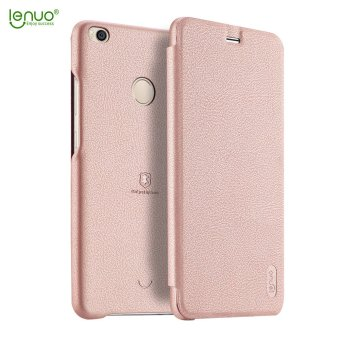 Lenuo Leather case for Xiaomi Mi Max 2 flip Soft Case Ultra thinphone bag Back Cover